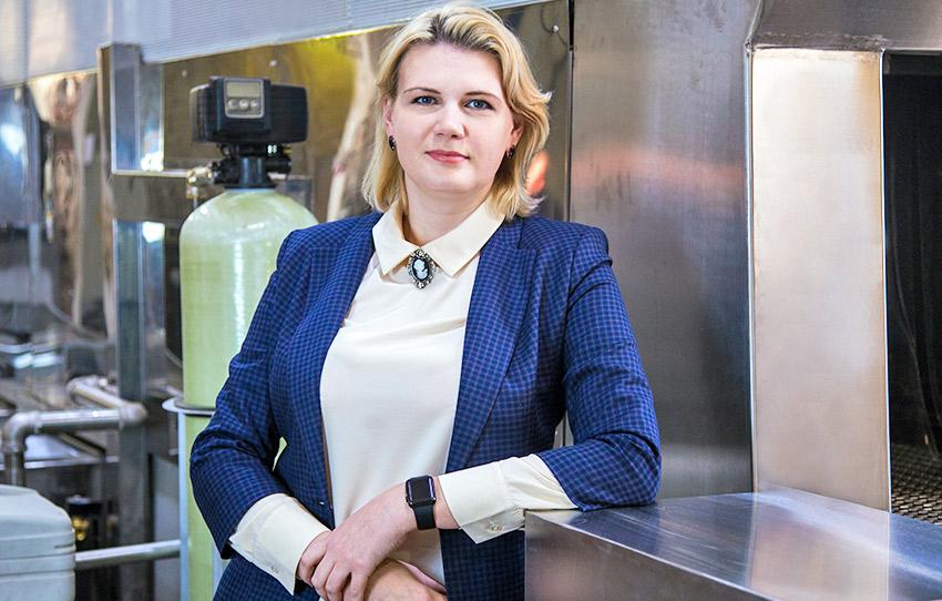Ольга Валерьевна Изранова - Генеральный директор ООО «Моторные технологии»